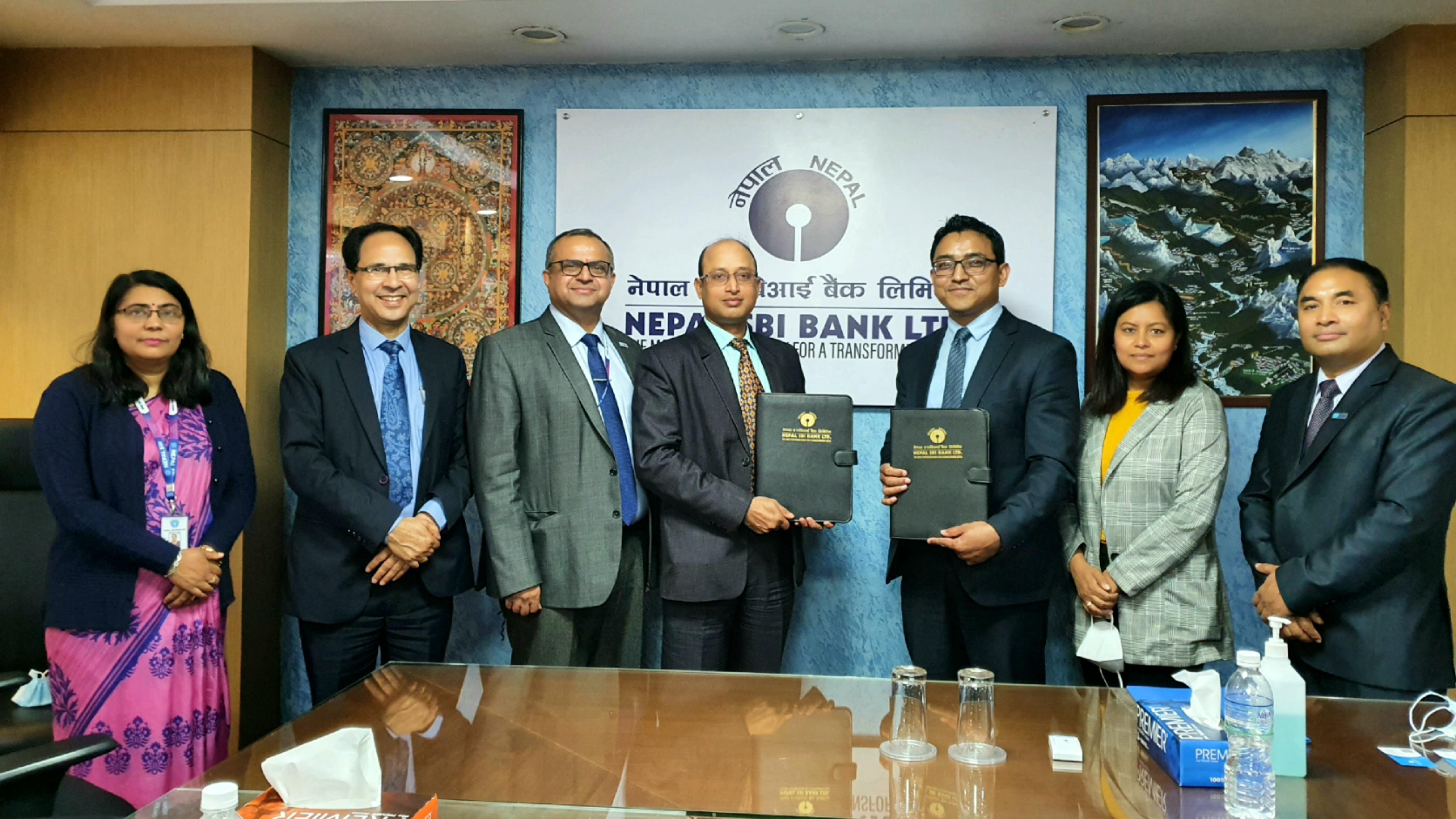 नेपाल एसबिआई बैंकले कर्पोरेट पे प्रणाली प्रदान गर्ने