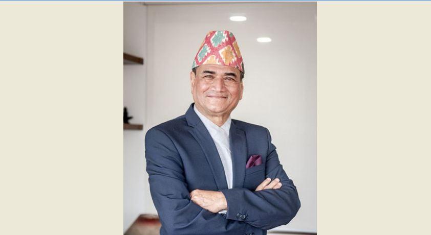 नेपाल एसबिआई बैंकका सञ्चालक श्रेष्ठ सम्मानित