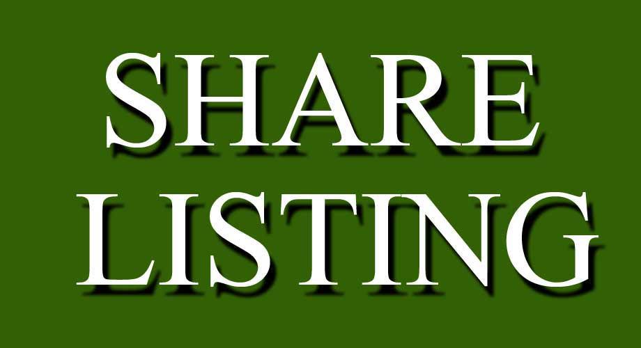 नेप्सेमा ८ वटा कम्पनीको शेयर सूचिकृत, कुनकाे कति कित्ता ?
