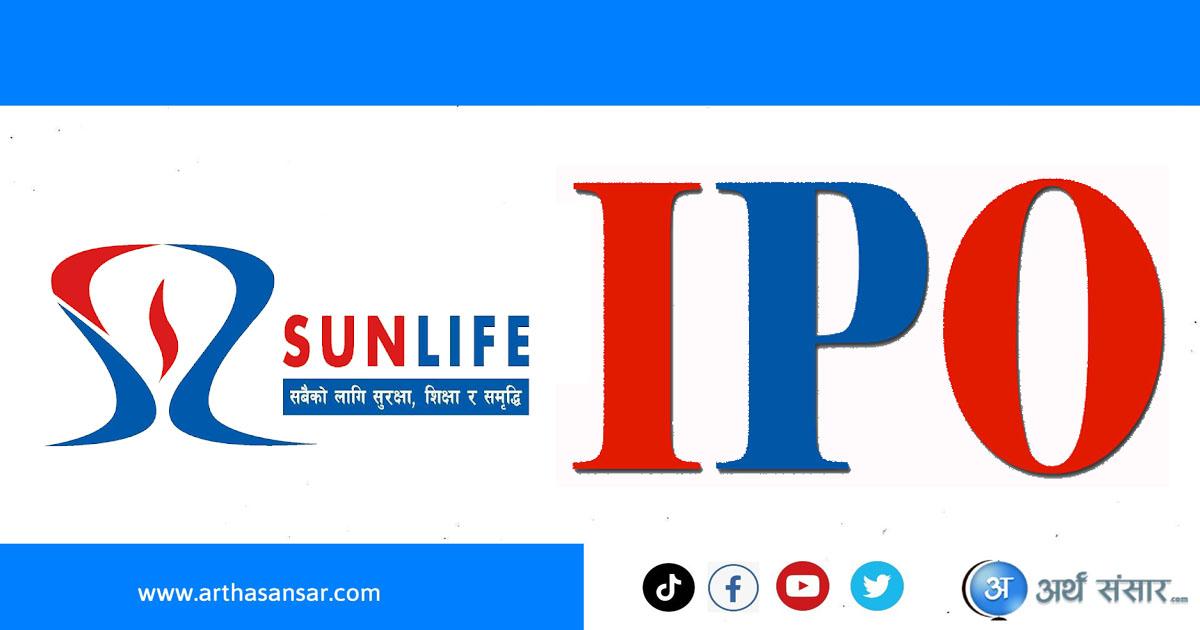 सन नेपाल लाईफले आईपीओ निष्कासन गर्ने, डाक्याे साधारण सभा